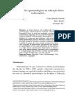 Artigo Revista Movimento Felipe, Valter e Alex (2012