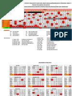 Kalender Pendidikan 2018-2019 Dr Jatim