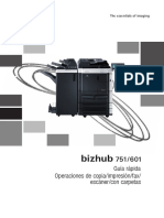 Bizhub 751 601 Qg Copy Print Fax Scan Box Operations Es 1 2 1