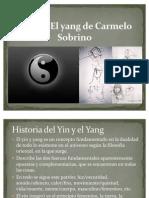 El Yin y El Yang de Carmelo Sobrino