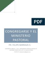 Congregarse y Ministerio Pastoral