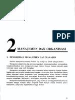 Model Organisasi