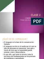 Clase 2 Primerciclo T. Expositivo
