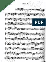Bach BWV 1004 (Eliot)