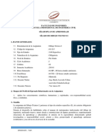 SPA - Dibujo Tecnico I - 2018-I
