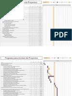 Gantt Project Revisionejemplo1 Editable (1)