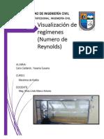 N° DE REYNOLDS