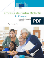 Profesia de Cadru Didactic