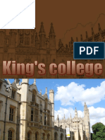 Anglia-Cambridge- King's & Queens' college.pps