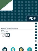 Cut/Vox – Privatização