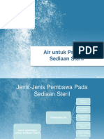 Air Steril Ppt Klp Helmy