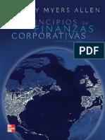 Principios de Finanzas Corporativas 9Ed  Myers.pdf