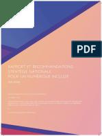 Rapport Numerique Inclusif