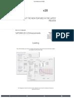 Recent Enhancements _ SAP2000
