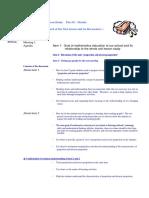 Whole Unit Lesson StudyPart II・Details