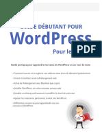 PDF Wordpress Pour Les Nuls