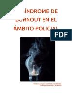 Burnout en El Ambito Policial