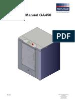 Ga450 Manual Esp