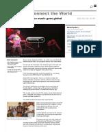 Byrnes, B. (2009). Argentina's New Dance Music Goes Global [CNN.com]