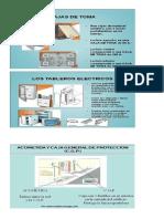 Imágenes de accesorios y equipos eléctricos