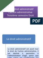 Cours Droit Administratif