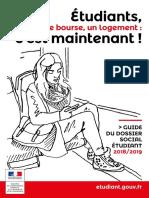 Guide Dossier Social Etudiant 2018-19-877906