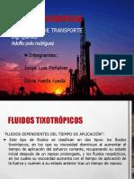 fluido tixotropico