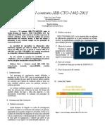 INTERVENTORIA UD/ Análisis del contrato JBB-CTO-1402-2015