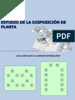 MII-C04 Disposición de Planta