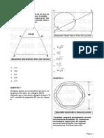 Exercícios de Geometria Plana EsPCEx