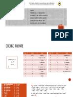 CODIGO FUNTE