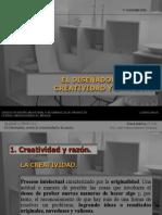 TEMA I.3. El Diseñador Entre La Creatividad y La Razón (1)