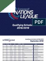 18 CNL Q Schedule