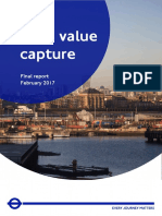 Land Value Capture Report TfL