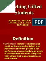Teaching Gifted Children 02