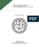 Documento Pedagogico