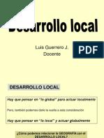 Intro Desarrollo Local