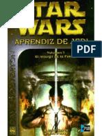 Aprendiz de Jedi 1_ El Resurgir - Dave Wolverton