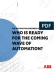 The Economist Intelligence Unit - Who is Ready for the Coming Wave of Automation 2018