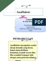 Anafilaksis baru