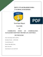 Divya Gupta Case Study Term Paper Sem 8