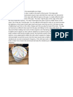 instrument document