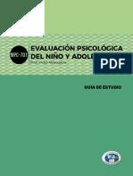 MPC 701 - Guía de Estudio