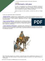Organização Do Exército Português a Três Linhas