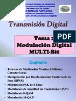 Tema 2 Modulacion Digital Multi Bit