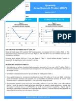 Quarterly GDP Publication - Q4 2017