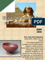 El Arte de La Medicina en El Antiguo