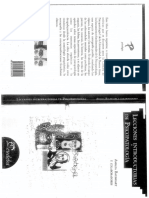 Baumgart Lecciones Introductorias de Psicopatologia NUEVOS CAPITULOS