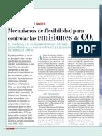 Mecanismo Control CO2