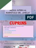 """Mediul intern al marketului srl """"linella.pptx"""